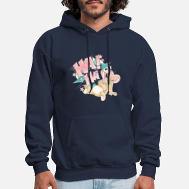 Tom Tom and Jerry Laugh Attack - Men's Hoodie