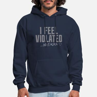 Violation violated - Men's Hoodie