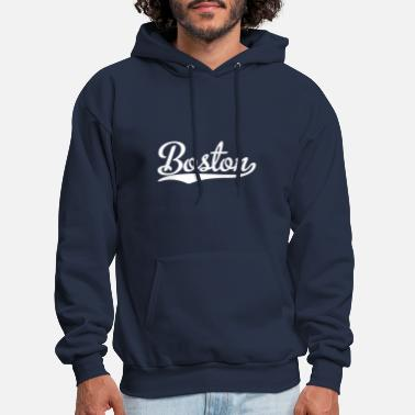 Boston Boston - Men's Hoodie