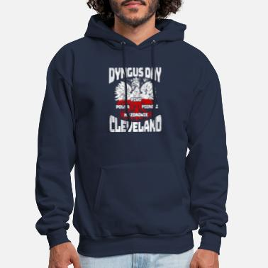 Dyngus Day Dyngus Day Cleveland - Men's Hoodie