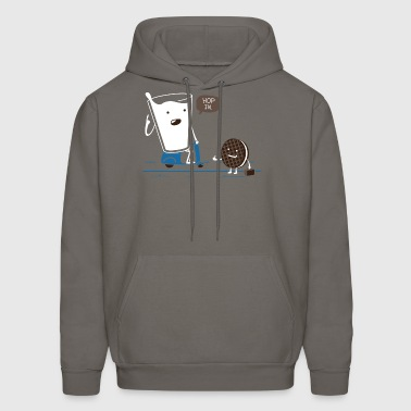 The Milky Highway - Men's Hoodie
