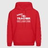 Apres Ski Teacher - Men's Hoodie