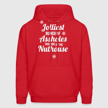 Jolliest Bunch - Men's Hoodie