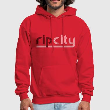 Rip City Red Shirt - Men's Hoodie
