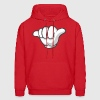 Jets and TGOD Taylor Gang Mickey Hands - Men's Hoodie