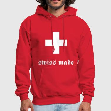 swiss made - Men's Hoodie