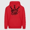 Success King Crown - Men's Hoodie