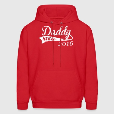 Daddy Since 2016 - Men's Hoodie