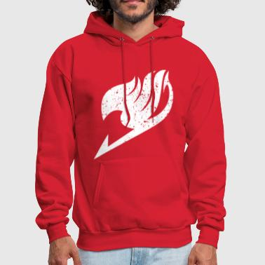 Fairy Tail Black fairy Tail - Men's Hoodie
