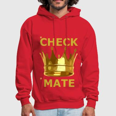 Checkmate CHECKMATE!! - Men's Hoodie