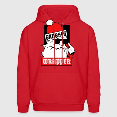 Gangsta Wrapper - Men's Hoodie