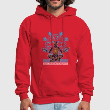 Global Peace Global Nomad - Men's Hoodie
