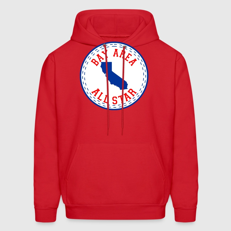 Bay Area All Star - Men's Hoodie