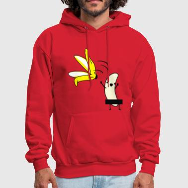 Banana Striptease T Shirt - Men's Hoodie