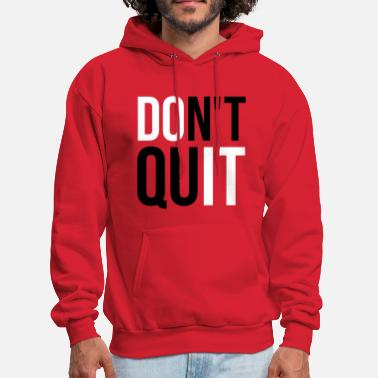 Years Don't Quit - Men's Hoodie