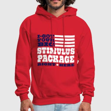 Package Stimulus Package - Men's Hoodie