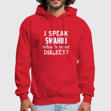 SWAHILi dialect - Men's Hoodie