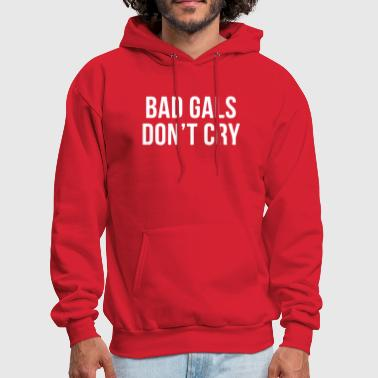 Cropped BAD GIRLS DONT CRY HALTER TOP CROP - Men's Hoodie