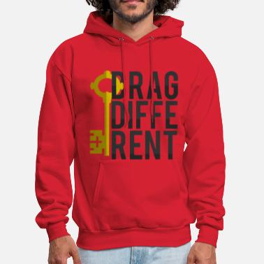 Jayz Major Key -I Brag Different - Men's Hoodie