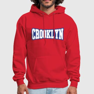 Old School Hip Hop CROOKLYN - Men's Hoodie