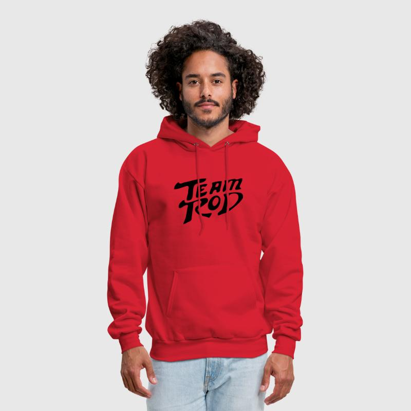 Team Rod Design From Hot Rod the Movie - Men's Hoodie