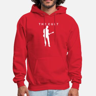 Cult The Cult  - Men's Hoodie
