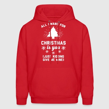 All I Want For Christmas Is You - Men's Hoodie