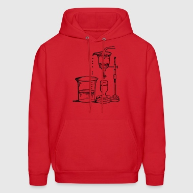 Destillation-chemie - Men's Hoodie