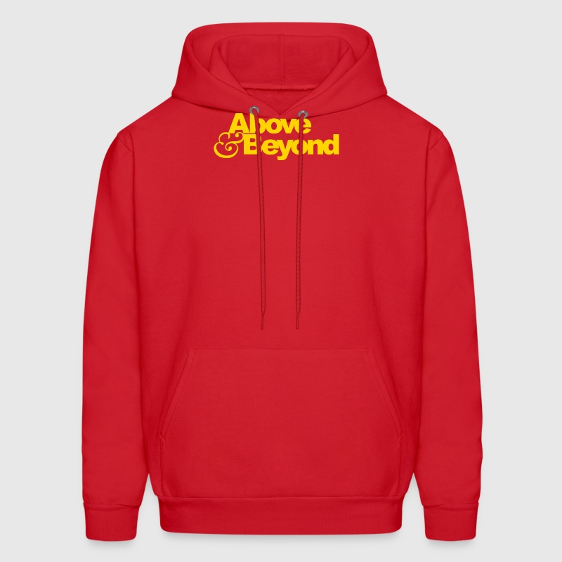 Above & Beyond Trance - Men's Hoodie