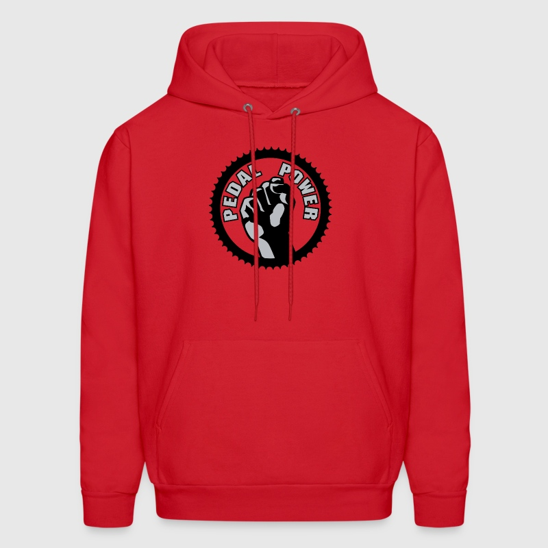Pedal Power - Men's Hoodie