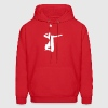 Volleyball Serve - Men's Hoodie