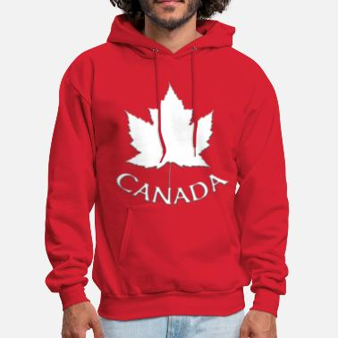 Canadian Canada Souvenirs Gifts Canada T-shirts - Men's Hoodie