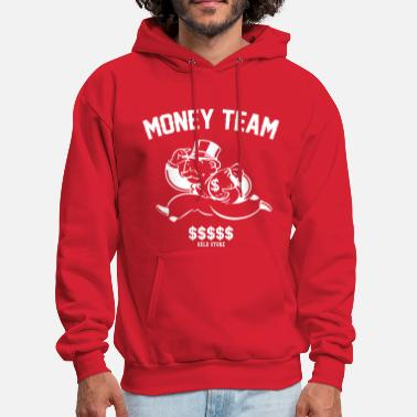 Money Team - Men's Hoodie