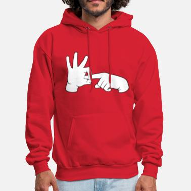 Sex Sex Hands - Men's Hoodie