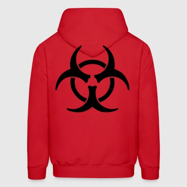 Biohazard HD VECTOR - Men's Hoodie