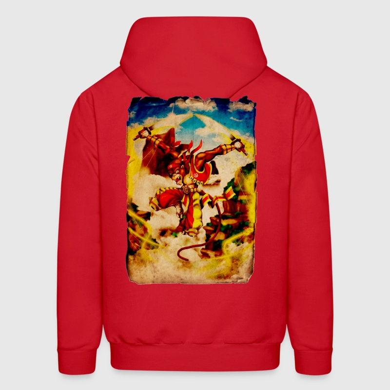 Monkey King - Men's Hoodie
