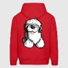 Old English Sheepdog - Men's Hoodie