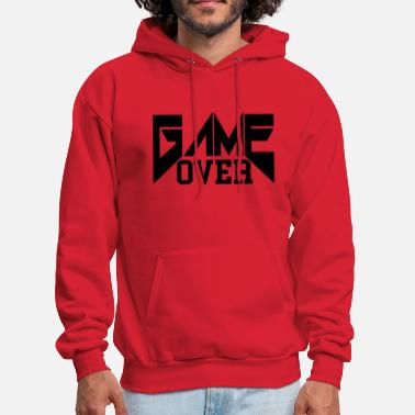 Game Over game over - Men's Hoodie