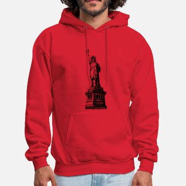 Statue Of Liberty Statue of Liberty - Men's Hoodie