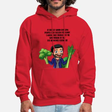 Broccoli Eye Broccoli Tee - Men's Hoodie