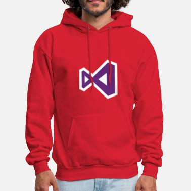 Visualization Visual Studio - Men's Hoodie