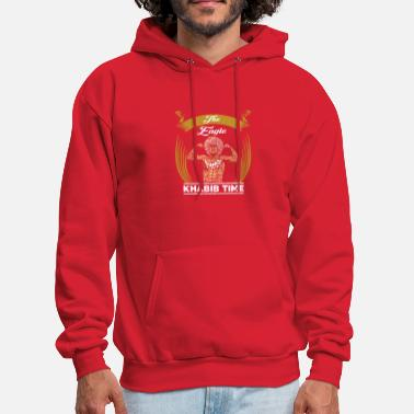 The eagle Khabib Time - Men's Hoodie