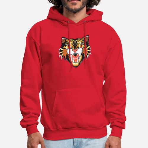d91dc06f23b4 ... Cat - Men s Hoodie red. Do you want to edit the design