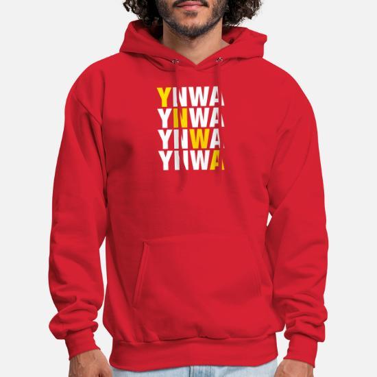 f7742bcb4 YNWA - You ll Never Walk Alone Liverpool FC Gift Men s Hoodie ...