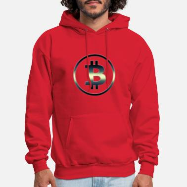 Bitcoin Enthusiast and Crypto Fans - Men's Hoodie