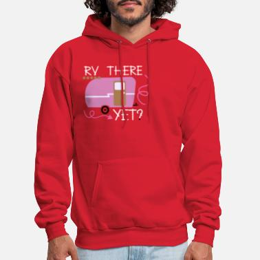 Rv Camping RV There Yet RV Camping - Men's Hoodie