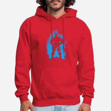Hero all might plus ultra T-Shirt - Men's Hoodie