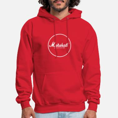 &amp marshall amps - Men's Hoodie