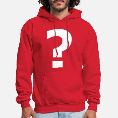 Question Mark Question mark - Men's Hoodie