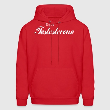 Enjoy Testosterone! - Men's Hoodie